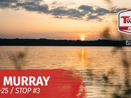 Lake Murray readies for Tackle Warehouse Pro Circuit presented by Bad Boy Mowers