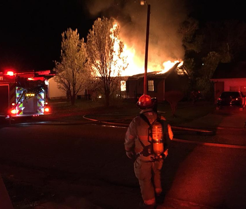 Parkwood Fire