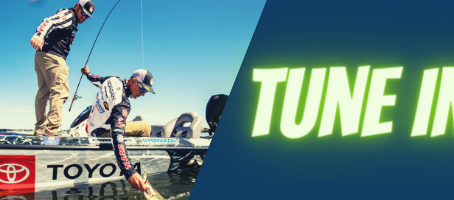 Lake Murray Fishing Championship airs on The Outdoor Channel today!