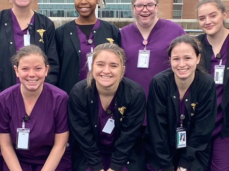 SHS Health Science students receive CNA certifications