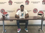 BC football player signs to play at Allen University