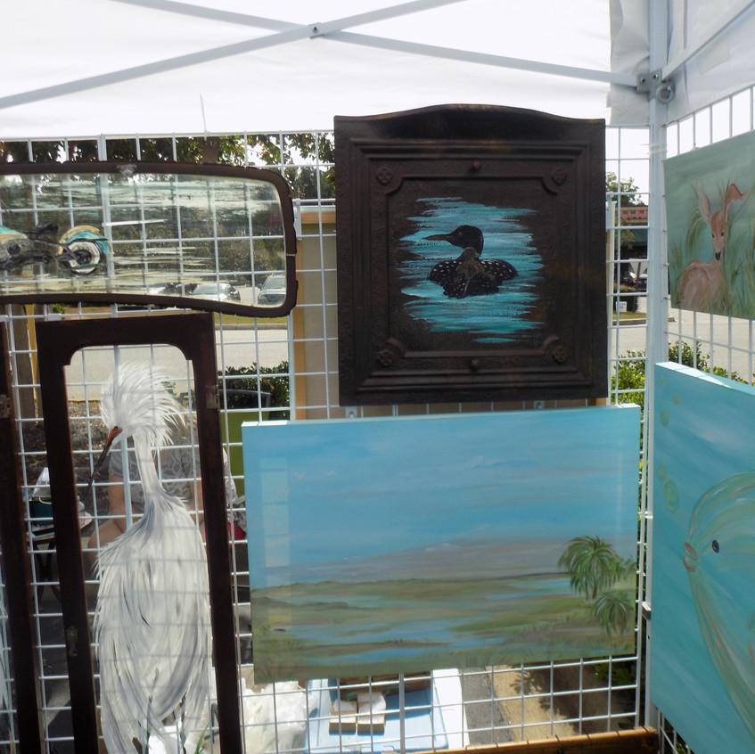 Chapin Fall Art Festival