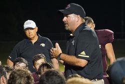 Coach Dan Holland