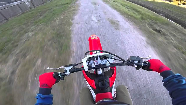Swansea PD arrest juvenile after chasing two dirt bikes