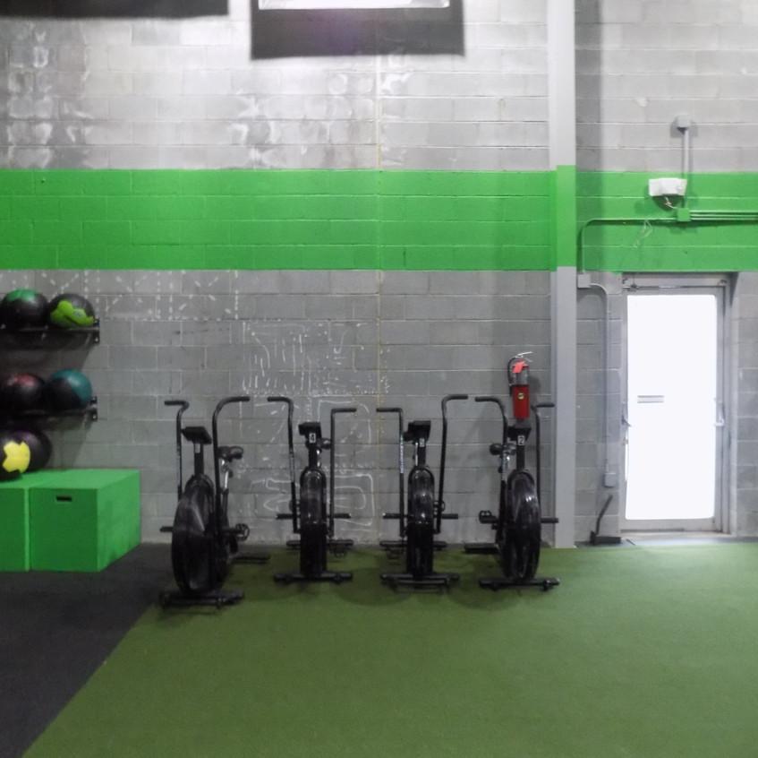 Lexington's Optimize CrossFit
