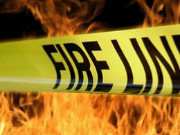 Structure burns to the ground on Dawn Drive in West Columbia