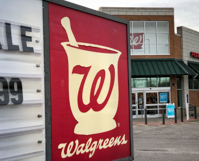 Walgreens at Hope Ferry Rd