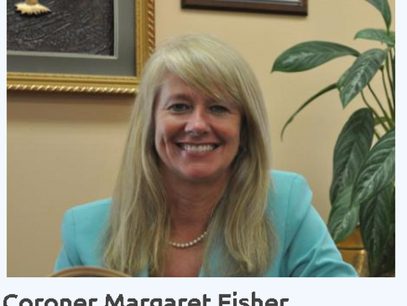 Coroner Fisher asking public to join her at the Lexington Co. Cemetery as they bury unclaimed