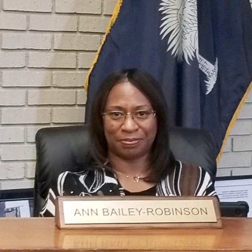 Councilwoman Ann Bailey-Robinson