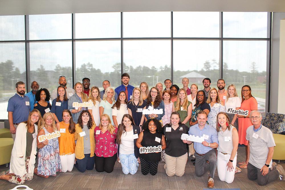 Lexington-Richland district 5 staff