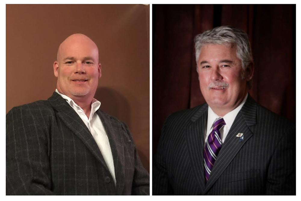 Left: Scott Whetstone Right: Todd Cullum