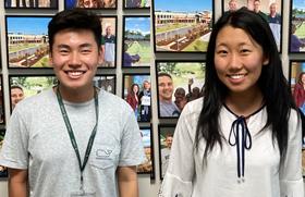 Two RBHS seniors named 2022 National Merit Scholarship semifinalists