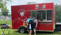 Husband and wife team brewing up success one cup at a time