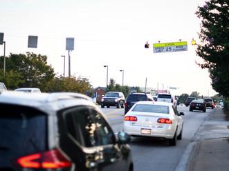 Lexington Police Department working heightened patrols in school zones