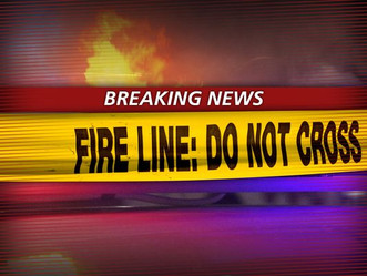 Outbuilding fire under investigation off Pond Branch Road early Thursday morning