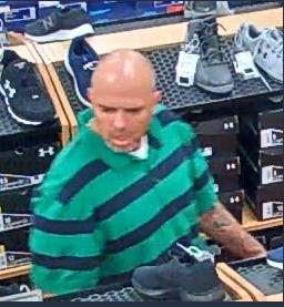 Lexington Shoplifter