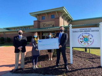 Lexington County Bar Association makes contribution to Lexington School District Four learning