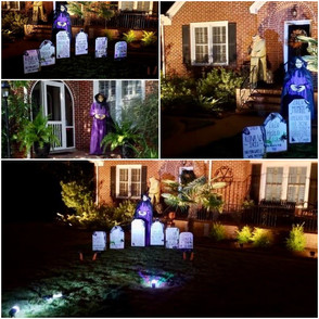 West Columbia Beautification Foundation awards October Yard of the Month Winner