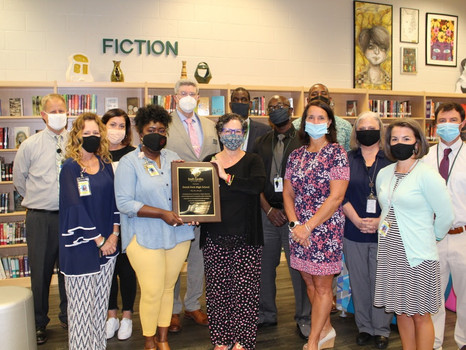 Dutch Fork High School Awarded for Work Helping Students Access College Through Applications