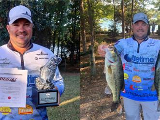 Chapin's Johnathan Crossland wins Phoenix Bass Fishing League Regional Championship on Lake Murray