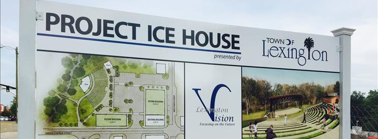 Tomorrow Project Icehouse Amphitheater Ribbon Cutting