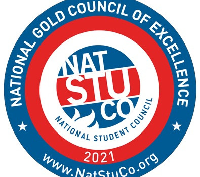 Airport High School's Student Council receives national award