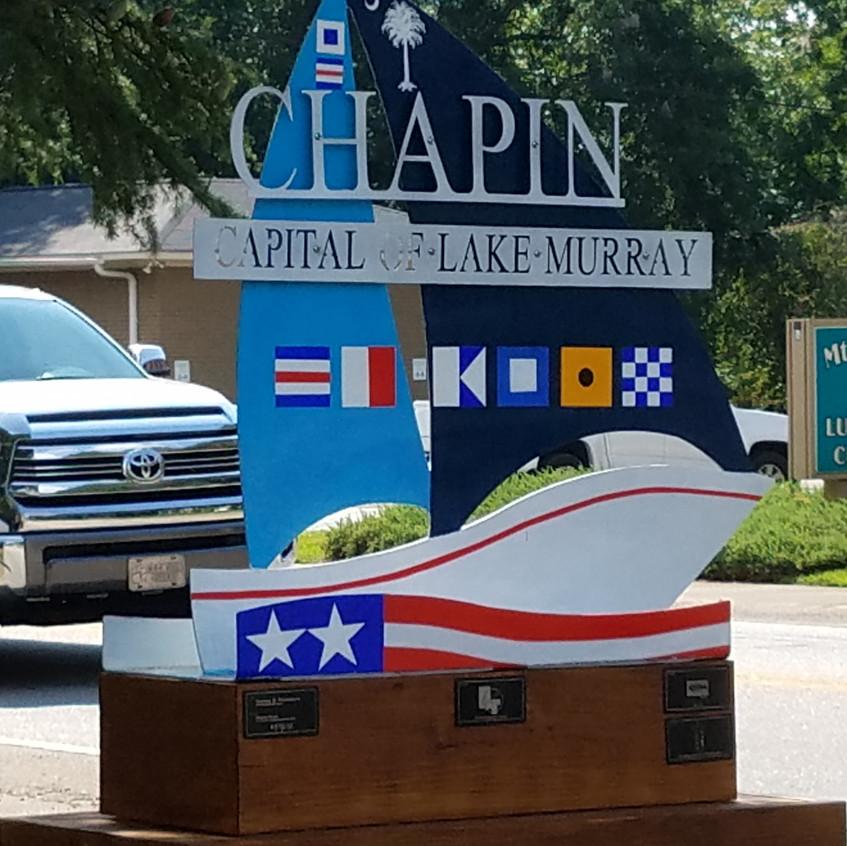 Sail Into Chapin
