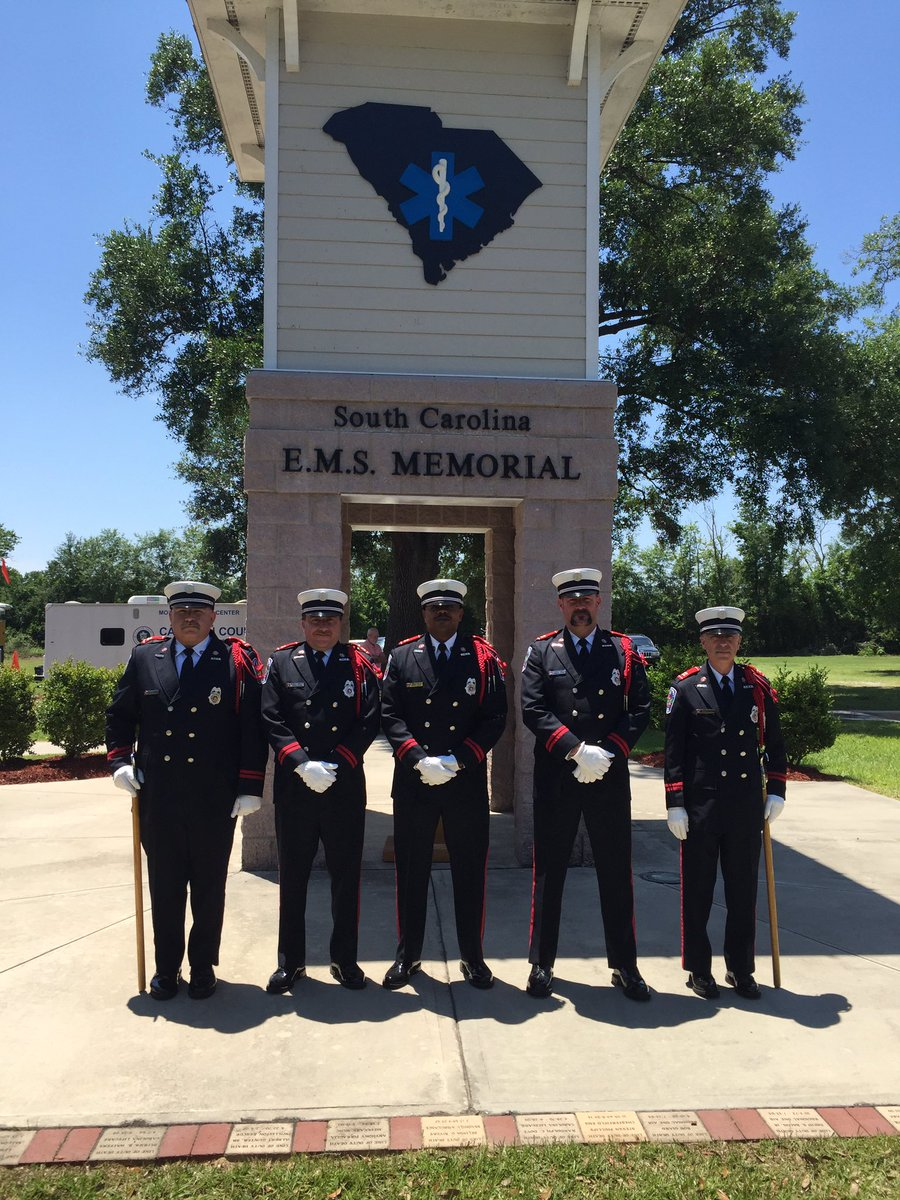 Local group of EMS workers plan escort to EMS memorial to ...