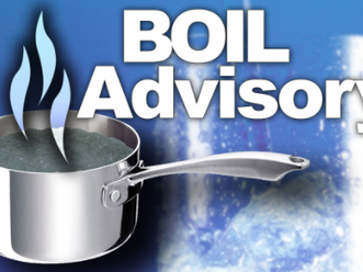 Boil Water Advisory issued for customers near Pine Grove - White Knoll communities