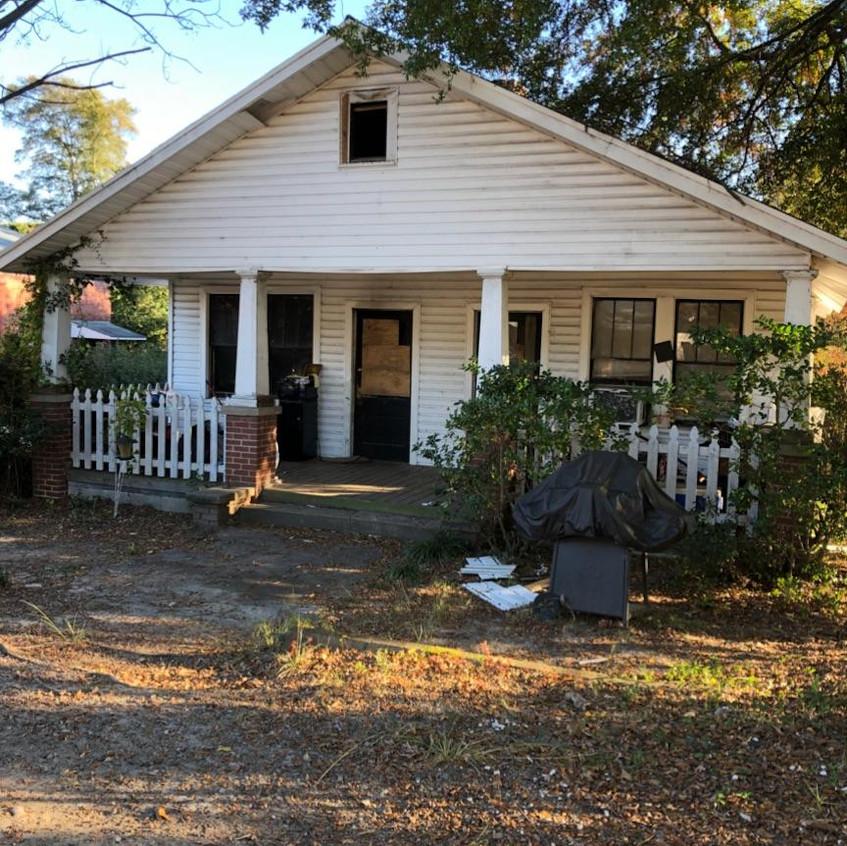 Sidney's House Fire