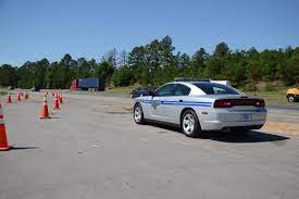 SCDOT participating in lane reversal drill today