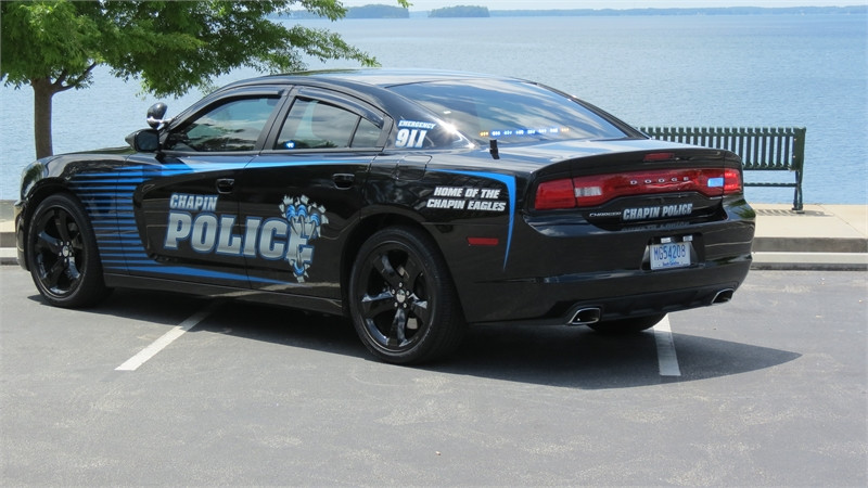 Town of Chapin Police Cruiser