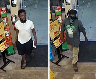 Lexington PD trying to identify shoplifters from a Circle-K