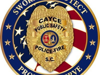 Woman saved from the Congaree by Cayce's Department of Public Safety and other responders