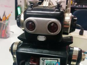 Vintage Robot Repair