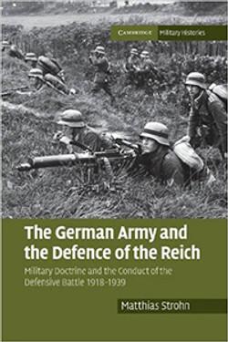 german army defece of the reich