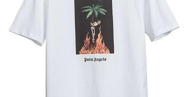 Футболка Palm Angels Bones