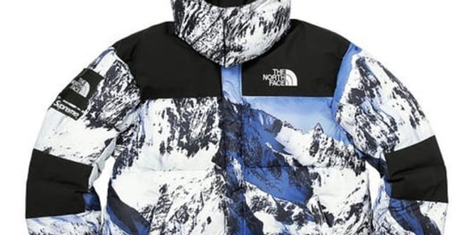 Supreme x The North Face Nuptse Mountain Jacket
