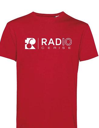Le Tee Shirt Radio Cerise