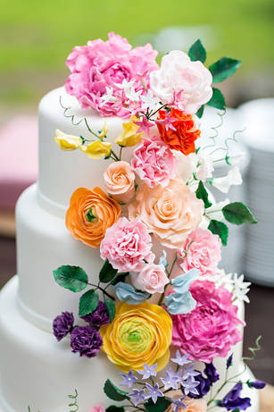 Colorful Sugarflowers
