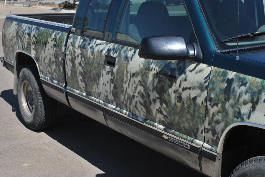 Camo+Truck