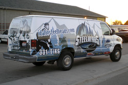 Steelheads+Van