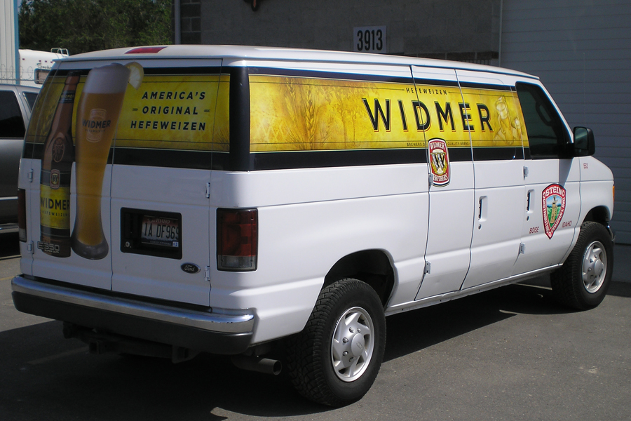 Stein+Distributing+Widmer+Van