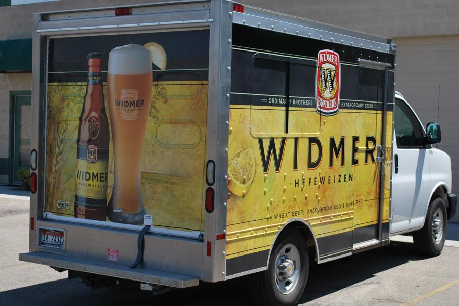 Stein+Distributing+Widmer+Panel+Van