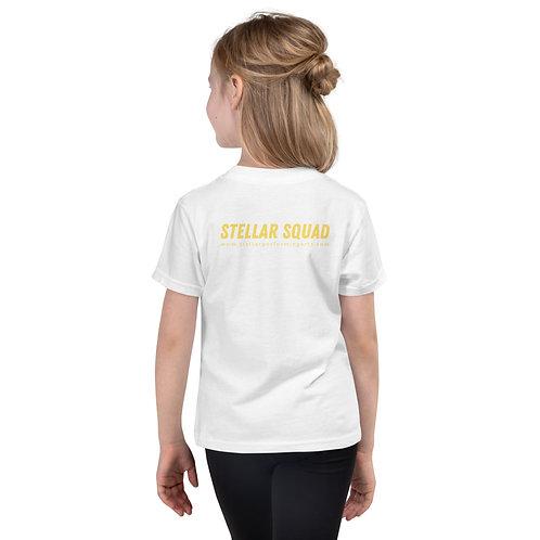Stellar Squad Kids T-Shirt - Yellow Pop