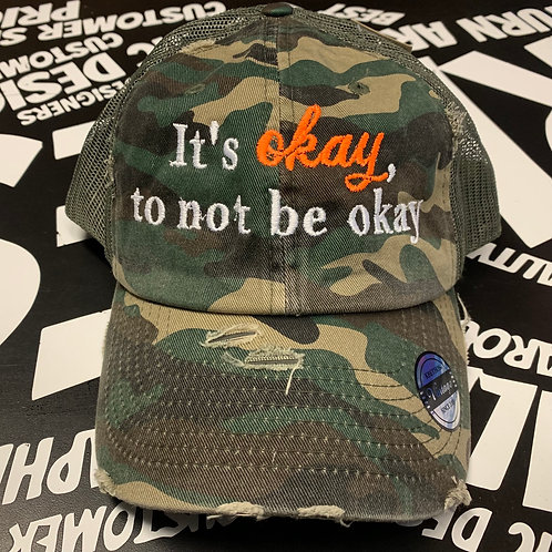 IONTBO Trucker Hat
