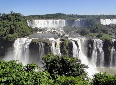 Cataratas do Iguaçu, um paraíso natural entre a Argentina e o Brasil