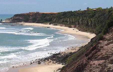 Praia da Pipa, diversidade natural brasileira