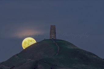 Rising Wolf Moon