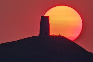 Exotic Tor Sunset